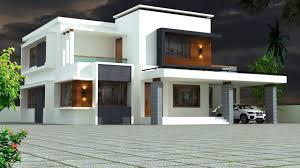 Home Outside Color Design Ideas Architectures Design Ideas House And Colour Duplex White