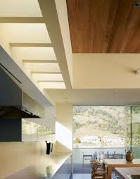 Living Room:Fascinating Loft Living Room With Double Skylight Windows Also  Colorful Furnishings Contemporary Large