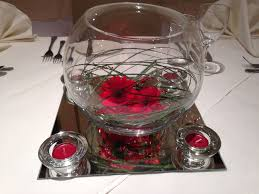 Fish Bowl Decorations For Weddings Decorative Fish Bowls For Wedding Tables 59