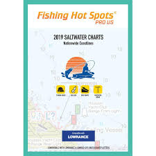 Lowrance Charts Fishing Hot Spots Pro Sw 2019 Saltwater Charts Nationwide