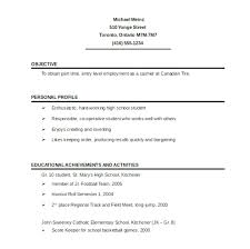 Simple One Page Resume Sample Best One Page Resume Template Word One Page Resume Template Word 24 6