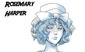 Rosemary Harper Tea