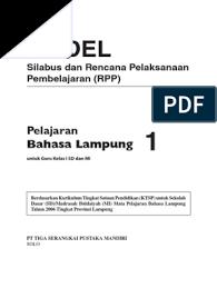 Buku kurikulum 2013 edisi revisi 2017 kelas 7 smp mts semua mapel. Buku Bahasa Lampung Kelas 1 Sd Berbagai Buku
