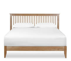 Woodstock King Slat Bed