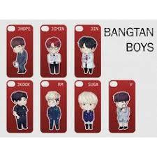 BTS Bangtan Boys KPOP iPhone 6 Case iPhone 5S Case iPhone 5C