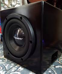 pioneer 15 inch subwoofer. i wanted a cheap and powerful subwoofer for my speakers instead of shelling out £100s went the diy route after finding 10\ pioneer 15 inch