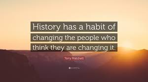 Quotes About History