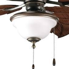 progress lighting ceiling fans collection antique bronze 2 light fan parts