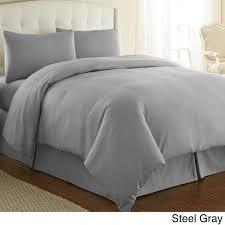 souths fine linens oversized microfiber duvet cover set free on orders over 45 com 16858061