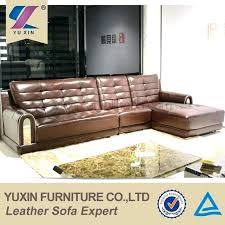 pop red leisure cowhide leather sofa on chair and ottoman secoach wing furniture style cowhide leather furniture