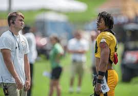 Tries A Steelers With Pittsburgh Impostor Post-gazette The Polamalu To Practice Troy