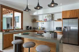 Balinese Kitchen Design Teak Hardwood Kitchens Cabinets Teak Bali