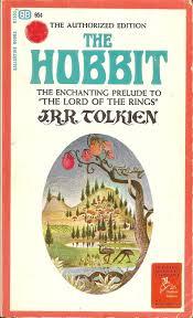 hobbit j r r tolkien barbara remington cover