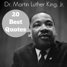 Dr Martin Luther King Jr Quotes Stunning 48 Best Dr Martin Luther King Jr Quotes Working Mom Blog
