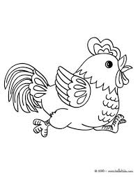 Small Picture Rooster coloring pages Hellokidscom
