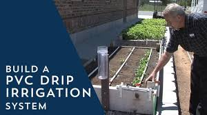 Trickle Irrigation Systems Design How To Build A Pvc Drip Irrigation System