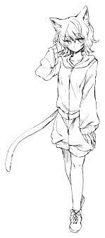 もふもふ120ネコ耳の描き方とは ケモミミの描き方 第1回 Pictures