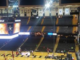 Memorial Gymnasium Vanderbilt Seating Guide