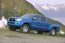 2006 Toyota Tacoma Review - Top Speed