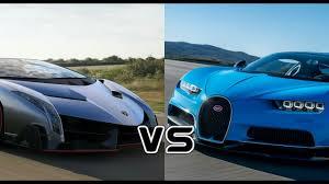 lamborghini veneno vs bugatti veyron. bugatti chiron vs lamborghini veneno racing comparison review and price youtube veyron i