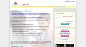Get Mychart Texaschildrens Org News Mychart Application