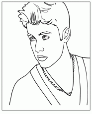 Small Picture Free Printable Justin Bieber Coloring Pages 191 Free Printable