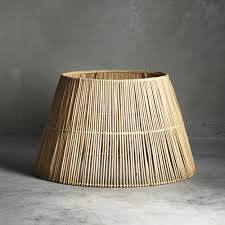 lighting lamp shades. XL Rattan Shade For Floor Lamp Lighting Shades E