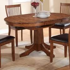 Kitchen Table Round With Leaf