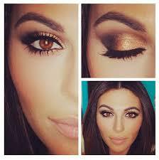 eye tutorial eyes eyeshadow makeup tips to make brown eyes bigger image led apply natural