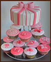 11 Cupcakes Shaped Like A Sweet Sixteen Cake Photo Sweet 16