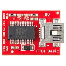 sparkfun ftdi basic breakout 5v dev 09716 sparkfun electronics sparkfun ftdi basic breakout 5v
