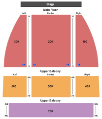 Mobile Civic Center Theater Seating Chart 16 Surprising Cvix Chart