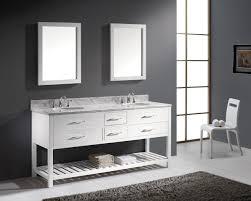 Bathroom Vanity Set Virtu Usa Caroline Estate 72 Double Bathroom Vanity Set In White