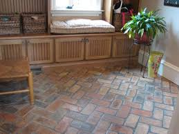 brick tile floor brick tiles