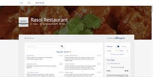 Online Menu Design Software Everyday Ui Critiquing An Online Menu Shreeya Rajgarhia
