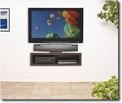 pinnacle design wall mount shelf system