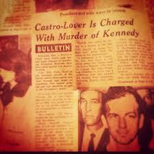 Newspaper from the Lee Harvey Oswald arrest. | Shawn porter, Kennedy,  Instagram posts