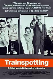 1996 - Trainspotting | Trainspotting, Peliculas, Carteleras de cine
