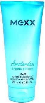 <b>Amsterdam Spring</b> Edition <b>Man</b> For <b>Men</b> by <b>Mexx</b> Bath & Shower Gel ...