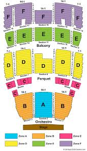 Mahalia Jackson Theater For The Performing Arts Tickets