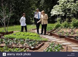 White House Kitchen Garden White House Kitchen Garden The White House Dc Stock Photos White