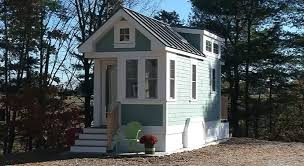 Small Picture Maine Considers Adopting Tiny House Building Code Regulations