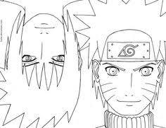 Small Picture Naruto Deidara Pose Naruto Coloring Pages Pinterest Naruto