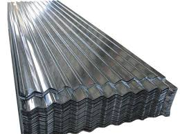 roof and wall material galvanized corrugated steel sheet