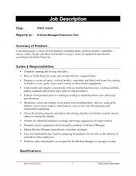 Line Cook Resume Samples Prep Sample Cooks For Lead Example Cv Chef