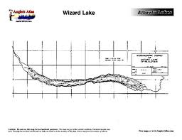 wizard lake alberta anglers atlas