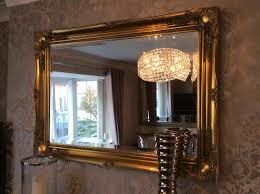 mantel mirrors inspiration