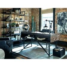 industrial style home office. Beautiful Home Industrial Home Office Desk Medium Size Of  Inside Exquisite Modern   On Industrial Style Home Office T