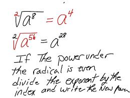 simplify radicals of variables even exponents math showme simplifying worksheet single answers key algebra pdf