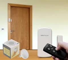 diy sound light alarm system full package